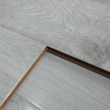 Telhas de revestimento comerciais de borracha SPC do olhar de madeira