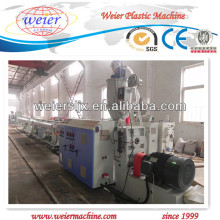 PP-R/PERT/PP-R Reinforced Multi-layer Pipe Silicon Core Pipe Production Line