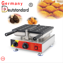 Deutschland Deutstandard Electric Goldfish Waffeleisen