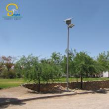 luz de rua led solar de alta potência 40W