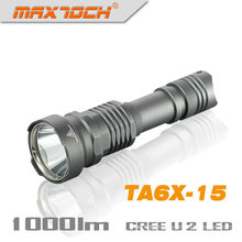 Maxtoch TA6X-15 Cree U2 LED 1000 lumen IPX8 1*18650 Flashlight U2 Led
