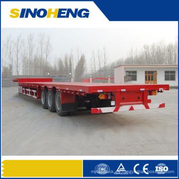 2015 top ranking contenedor carga plana semiremolque