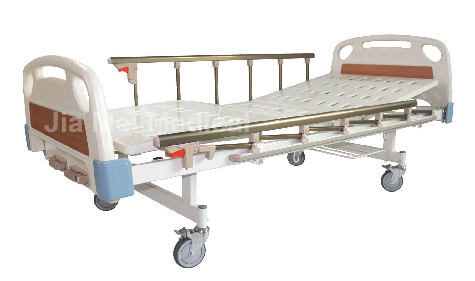 Manual Patient Bed