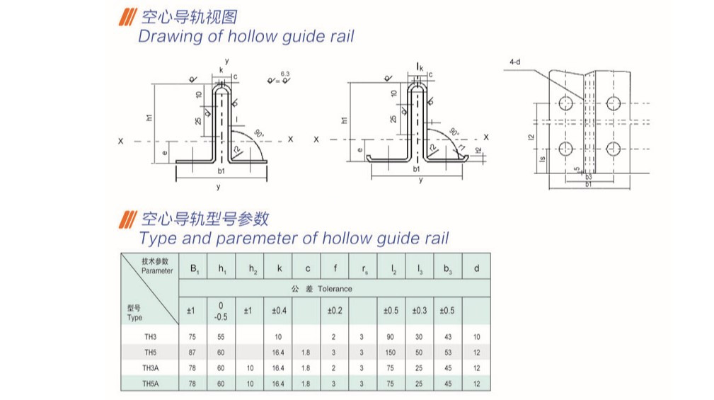 Elevator hollow guide rail roll forming machine (13)