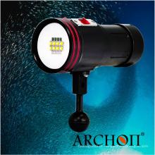 Novo modelo Archon W42vr 5200 Lumens recarregável U2 LED Tocha