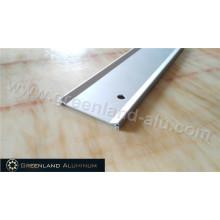 Perfil de Alumínio para Almofada de Transportador Usado no Trabalho de Linha de Montagem