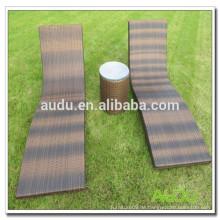 Audu Floor Beach Lounge Stuhl