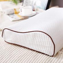 Удобная подушка для шеи с эффектом памяти