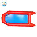 Barco de pontón de hypalon con fondo de aluminio de 4,2 M