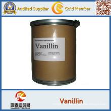 Натуральная Органическая ванилин и ванильный порошок