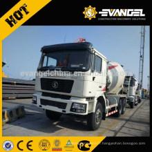 Shacman tout nouveau camion de mélangeur de ciment de 10m3