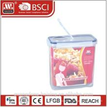 3,5 L Kunststoff Vorratsbehälter mit Dichtring