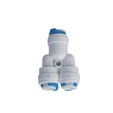 Raccord rapide de filtre à eau