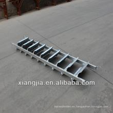 escalera de acero cuplock escalera residencial de acero