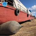 2.0 м х 18м морской подушка используется для того, чтобы спасти понтон лодка/ корабль