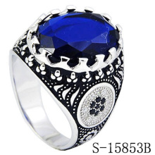 New Arrival Jewelry 925 Sterling Fashion Ring for Man