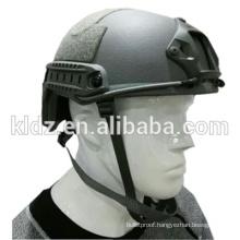 FAST NIJ IIIA Bulletproof Helmet NIJ IIIA- 9mm gray colour