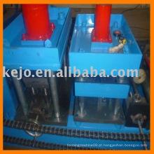 Máquina formadora de rolo para aço de tipo c