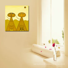 Dekorative Bilder für Badezimmer
