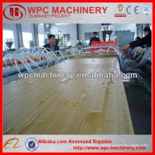 PVC WPC door panel board production line