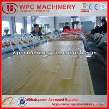 Linha de produção da placa de painel de porta PVC WPC