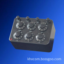 ZX21 Rotary Type Resistor Box with Small Volume, Convenient to Use