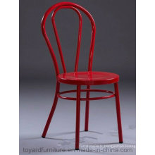 Vintage Vintage Thonet Style Furniture Vienna Outdoor Chaise en métal Cafe Restaurant Furniture