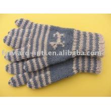шерстяные перчатки с thinsulate накладки