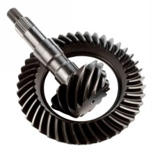 transmission gear and spiral helical shaft
