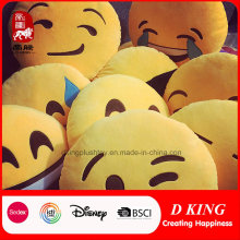 Plush Emoji Pillow Stuffed Toys Grin Emoji Pillow