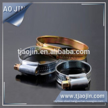 export to all over the world British type hose clamp