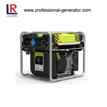 Lightweight Portable Inverter Gasoline Generator, Stable Voltage Generator 4.4kw