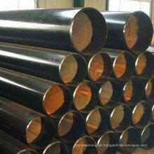 JIS G3454 STD tubo de aço preto