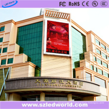 P8 High Definiton Outside LED Display Sign Board 7000 CD/M2