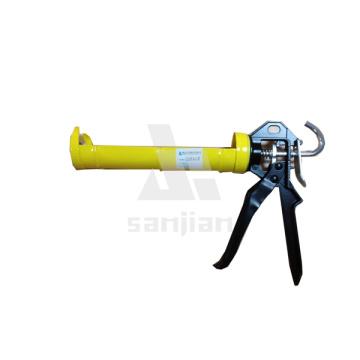 "The Newest Type 9"" Skeleton Caulking Gun, Silicone Gun Silicone Applicator Gun, Silicone Sealant Gun (SJIE3011B)"