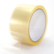Klare selbstklebende Stickbandrolle