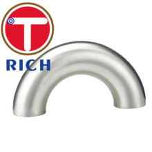 TORICH Welded and Seamless Stainless Degree Return 180E