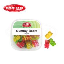Bonbons gélifiés sans sucre halal à la gelée d'ours