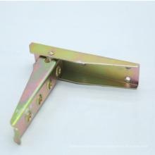 Escalera de mano plegable de acero y de zinc yellolw zinc-115006