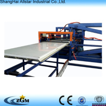 Shanghai Allstar Z lock eps sandwich panel machine