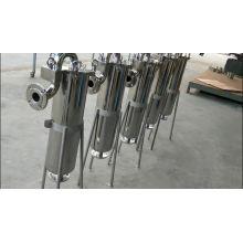 SS304 Filtergehäuse für Einzelbeutel