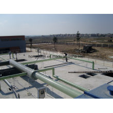 Suministro de agua o drenaje Fibra de vidrio o tubería de GRP