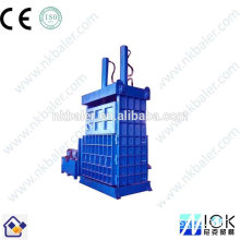 Hot Selling Used tire vertical compactor machine