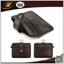 Großhandel Neuankömmling Soft PU Leder Kartenhalter (HJ8106)