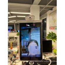 8inch Binocular Face Recognition Biometric Attendance Device