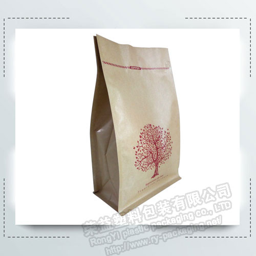 Eight Sides Sealing Bag
