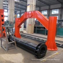 HF2000 cement pipe making machine cement pillar pipe cement pipe machine