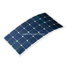 Гибкая высокая эффективность панели солнечных батарей с sunpower солнечное Cell