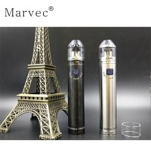 Best quality and factory for Mod Vape 21700 stainless steel vapor starter kits e-cig supply to Germany Importers