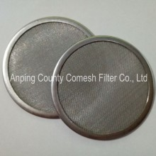 200 micron Stainless steel liquid filter disc